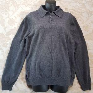 Brooks Brothers 100% Merino Wool Sweater